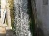 la caduta dell'acqua