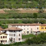 22-Abitazioni viste da Villa Scopoli